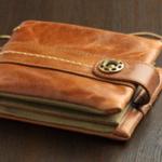メンズのおしゃれな二つ折り財布!人気のブランドをご紹介!