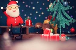 クリスマス プレゼント サンタクロース