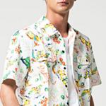 メンズアロハシャツの着こなしコーデ!おすすめのブランドをご紹介!