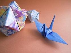 折り紙 立体的