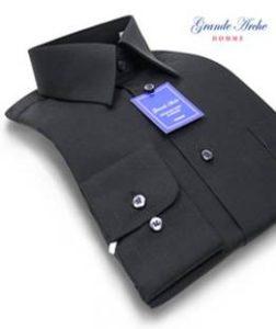 ブラックシャツ メンズ