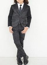 カモフラ柄 スーツ 男の子