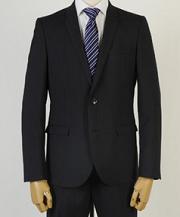 ビジネススーツ ブラック系