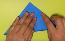 三角 折る