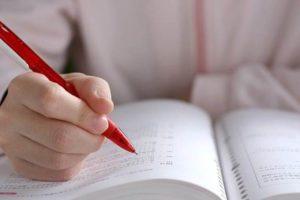 勉強 ノート ペン