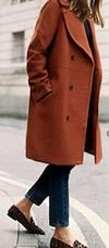 Pコート 女性