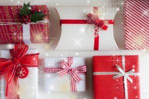 クリスマス プレゼント キラキラ
