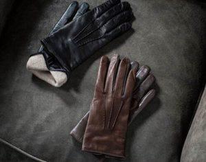 革の手袋 レディース