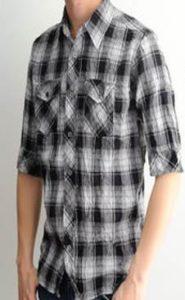 カジュアルシャツ メンズ