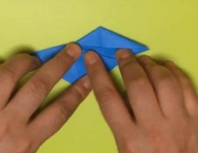 逆側 折り紙