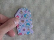 完成 折り紙