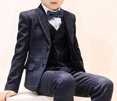 男の子 スーツ
