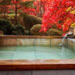 紅葉温泉【関東】穴場や名所おすすめは?日帰り入浴や駐車場は?