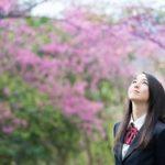 卒業式 女子高校生 髪型