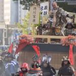 名古屋まつり2018の日程とパレードの時間!三英傑・三姫は?