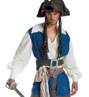 海賊 衣装