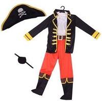 ハロウィン 海賊衣装 男の子
