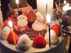 クリスマスディナー 東京