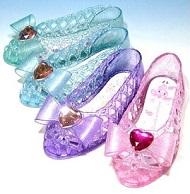 お姫様 ガラスの靴