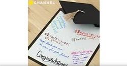 卒業 メッセージカード