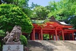 神社 参拝 関東