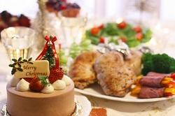 子連れ クリスマスディナー