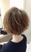 ボリューム 髪