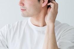 男性 頭皮