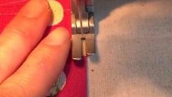 ポケット 縫う