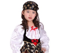 海賊衣装 手作り