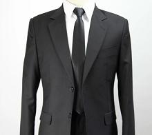ブラックスーツ ビジネススーツ