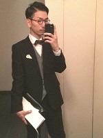 蝶ネクタイ 服装