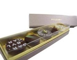 BVLGARI チョコレート
