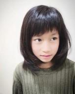 髪型 うすくすく 女の子