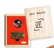 ゴルフマーカー 贈る