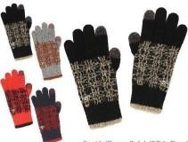 手袋 贈る