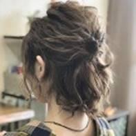 髪の毛 サイド
