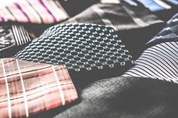 ネクタイ 柄 色