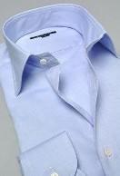 シャツ ブルー系