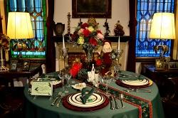クリスマスディナー テーブルマナー