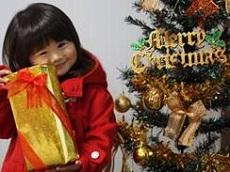 幼稚園児 クリスマスプレゼント