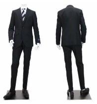 スーツ 定番 ブラック