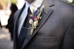 40代 男性 結婚式