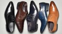 靴 黒 茶