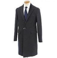 フォーマル コート 黒 メンズ