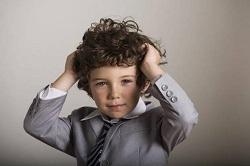 男の子 子供発表会 髪型