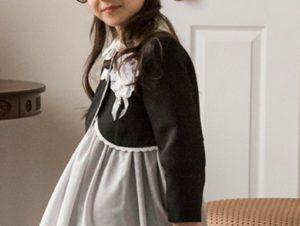 ボレロ レーススカート 女の子
