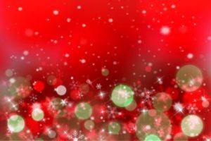 クリスマスカラー イルミネーション