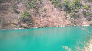 寸又峡 チンダル湖