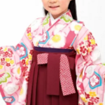 卒園式女の子の袴コーデと髪型!着付け方やレンタルは?靴や髪飾りは?
